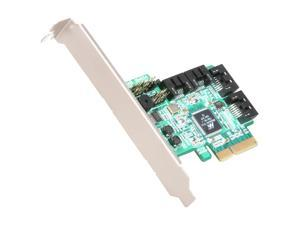 HighPoint RocketRAID 2640X4 PCI-Express x4 Four-Port SATA and SAS RAID Controller  Card