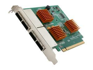 HighPoint RocketRAID 2744 PCI-Express 2.0 x16 SATA / SAS Controller Card