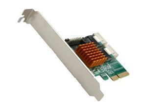 HighPoint RocketRAID 2680 SGL PCI-Express x4 Low Profile SATA / SAS RAID Controller Card