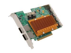 HighPoint RocketRaid 2782 PCI-Express 2.0 x16 SATA / SAS Controller Card
