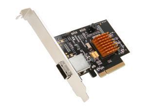 HighPoint RocketRAID 2711 PCI-Express 2.0 x8 Low Profile SATA / SAS RAID Controller Card