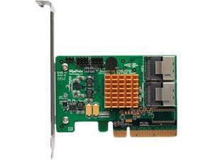 HighPoint RR2720SGL PCI-Express 2.0 x8 SAS 8-port RAID Controller