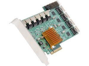 HighPoint Rocket 750 PCI-Express 2.0 x8 SATA III (6.0Gb/s) Controller Card