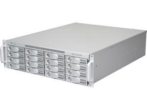 HighPoint NA333TB 3U 16-bay Thunderbolt 2 Storage Rackmount & 3-slot PCIe Expansion Solution