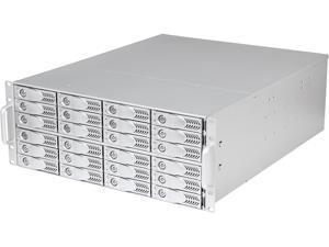 HighPoint NA381TB 4U 24-bay Thunderbolt 2 Storage Rackmount & 3-slot PCIe Expansion Solution