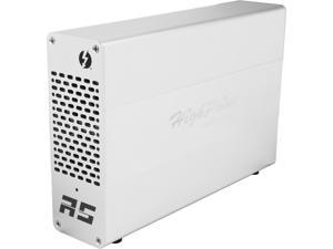 HighPoint RocketStor RS6361A Thunderbolt Rugged, Ultra-Slim Thunderbolt 2 PCIe Expansion Chassis