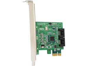 HighPoint Rocket 620AP PCI-Express 2.0 x1 SATA III (6.0Gb/s) Controller Card