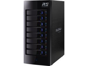 RocketStor 6318A - 8-Bay Thunderbolt 2 Hardware RAID Tower Enclosure