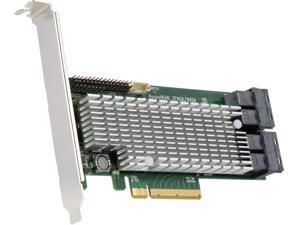 HighPoint RocketRAID 840A PCIe 3.0 x8 6Gb/s SATA RAID Host Bus Adapter