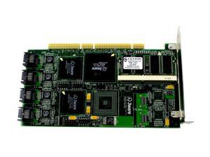 3ware 9500S-8 PCI 2.2 compliant 64-bit/66MHz SATA Controller Card