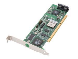3ware 9550SX-4LP 64-bit/133MHz PCI-X SATA II (3.0Gb/s) Raid Controller Card