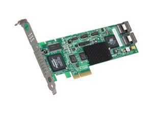 3ware 9650SE-8LPML KIT PCI Express x4 SATA II (3.0Gb/s) Controller Card