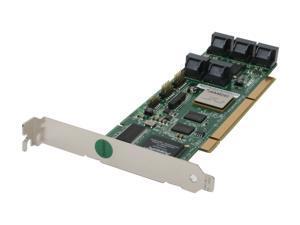 3ware 9550SXU-8LP 64bit/133MHz PCI-X SATA II (3.0Gb/s) RAID RoHS Controller Card