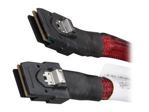 3ware CBL-SFF8087-05M 1 unit of 0.5m Multi-lane Internal (SFF-8087) Serial ATA cable