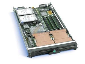 Intel SBX82 Blade Barebone Server Intel E7520 DDRII 400