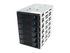 "Intel AXX6DRV3G 6 x 3.5"" SAS/SATA Hard Drive Cage"