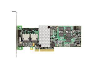 Intel RS2BL080SNGL PCI-Express 2.0 x8 SATA / SAS RAID Controller Card