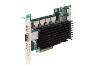 Intel RS2SG244 PCI-Express 2.0 x8 SATA / SAS RAID Controller Card