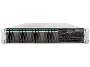 Intel R2216GZ4GCLX 2U Rack Server Barebone