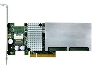 "Intel RCS25ZB040 PCI-Express 3.0 x8 Low-profile, 6.6"" length (MD2 compliant) SATA / SAS RAID SSD Cache Controller"
