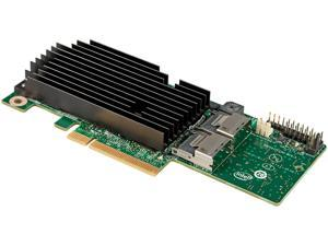 Intel RMS25PB080 PCI-Express 2.0 x8 Low Profile Ready SATA / SAS Integrated RAID Module