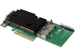 Intel RMS25KB080 PCI-Express 2.0 x8 Low Profile Ready SATA / SAS Integrated RAID Module