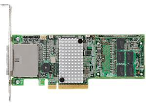 Intel RS25NB008 PCI-Express 3.0 x8 Low Profile SATA / SAS RAID Controller Card