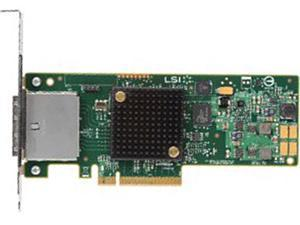 Intel RS25GB008 PCI-Express 2.0 x8 Low Profile SAS HBA Controller (No RAID)