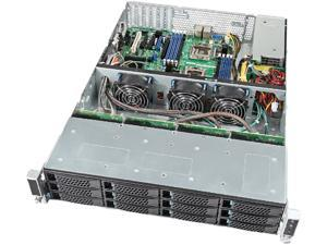 Intel R2312SC2SHGR 2U Rack Server Barebone Dual LGA 1356 Intel C602 DDR3 1600/1333/1066