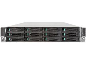 Intel R2312IP4LHPC 2U Rack Server Barebone