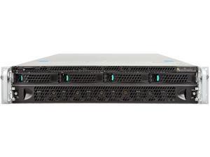 Intel R2304LH2HKC 2U Rack Server Barebone