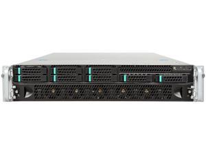 Intel R2208LT2HKC4 2U Rack Server Barebone Quad LGA 2011 Intel C602 DDR3 1600/1333
