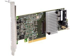 Intel RS3DC080 PCI-Express 3.0 x8 Low Profile Ready SATA / SAS Controller Card