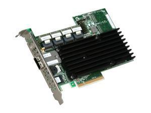LSI MegaRAID 9280-16i4e SATA/SAS 6Gb/s PCIe 2.0 w/ 512MB onboard memory controller card, Single--Avago Technologies