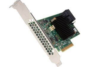 LSI 9341 MegaRAID SAS 9341-8i (LSI00407) PCI-Express 3.0 x8 Low Profile SATA / SAS High Performance Eight-Port 12Gb/s RAID Controller (Single Pack)--Avago Technologies
