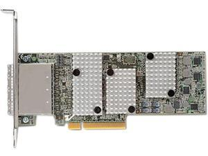 LSI LSI00299 PCI-Express 3.0 x8 Low Profile SAS Storage controller - 16 Channel--Avago Technologies