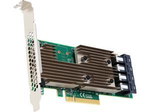 LSI 9305-16i PCI-Express 3.0 x8 Low Profile SAS Host Bus Adapter