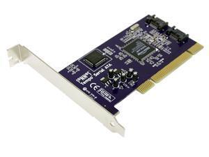 SoNNeT TSATA PCI SATA Controller Card