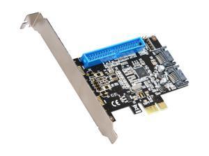 SYBA SD-PEX40035 PCI-Express 2.0 SATA III (6.0Gb/s) Controller Card