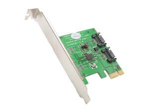 SYBA SY-PEX40039 SATA III (6.0Gb/s) Controller Card