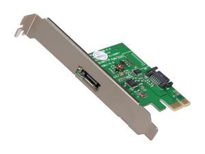SYBA SY-PEX40040 PCI-Express 2.0 SATA III (6.0Gb/s) Controller Card
