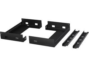 StarTech RK812WALLO 8U Open Frame Wall Mount Equipment Rack - 12in Deep