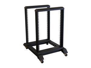 Norco R4-15U 15U 4 Post Open Frame Steel Rack