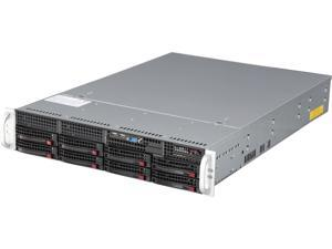 SUPERMICRO SYS-6028R-TR 2U Rackmount Server Barebone Dual LGA 2011 Intel C612 DDR4 2133/1866/1600