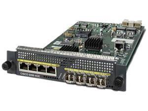 Cisco 4-Port Gigabit Ethernet Security Services Module