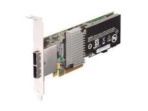 IBM ServeRAID M5025 46M0830 PCI-Express 2.0 x8 Low Profile SATA III (6.0Gb/s) RAID Controller Card