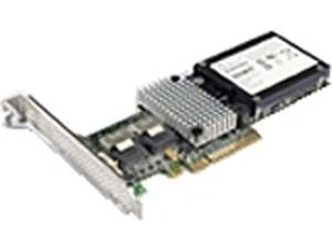 Lenovo 0A89464 PCI-Express 2.0 x8 Low Profile SATA / SAS ThinkServer RAID 500 Adapter II
