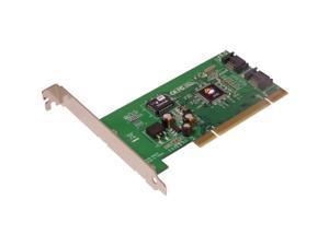 SIIG SC-SAT212-S4 PCI SATA Controller Card