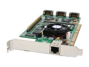 areca ARC-1130ML 64-bit/133MHz PCI-X SATA II (3.0Gb/s) Controller Card