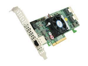 areca ARC-1222 PCIe x8 SATA / SAS RAID Card